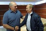 Kodėl A. Lukašenka pamilo naująją Ukrainą