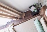 Interjero dizainerė patarė, kaip stilingai įsirengti mažos kvadratūros butą
