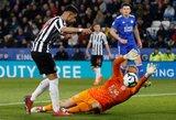 """""""Newcastle Utd"""" bėga nuo """"Premier"""" lygos bedugnės"""