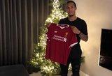 """""""Liverpool"""" sumokėjo rekordinę sumą už gynėją"""