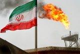 Kinija perka suskystintas dujas iš Irano, nepaisydama JAV sankcijų