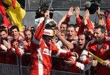 """Malaizijos """"Formulės-1"""" atgarsiai: """"Ferrari"""" užsitarnavo šią pergalę"""