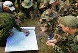 Šiauliuose vyks karinės pratybos gyvenamųjų namų rajone
