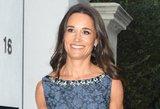 Jaunesnioji K. Middleton sesuo Pippa pademonstravo prisirpusį pilvuką: laikas tiksi