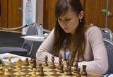 Europos šachmatų čempionate lietuviai kovojo ir su nuovargiu