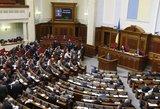 Lietuvos ir užsienio ekspertai raginą Ukrainą išnaudoti paliaubas reformoms