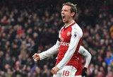 """""""Arsenal"""" per 16 minučių įmušė keturis įvarčius"""