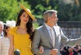 Neįmanoma atitraukti akių: karališkose vestuvėse – kvapą gniaužiantis pasirodymas