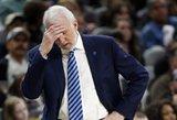 """""""Spurs"""" legenda Popovičius užsiminė apie karjeros pabaigą"""
