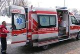 Lietuviams pasienyje pagalbą teiks ir latvių medikai