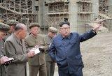 Šiaurės ir Pietų Korėjos pradeda išminavimo darbus palei bendrą sieną