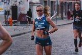 Pergalė Vilniaus maratone pakoregavo Vaidos Žūsinaitės gyvenimą