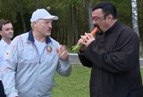 Priešpaskutinį Europos diktatorių aplankė V. Putino draugas
