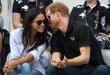 Princas Harry ir Meghan Markle pasirodė kartu: viešumoje neslėpė jausmų