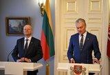 Nausėda sveikina premjero iniciatyvą partijoms sutarti dėl Lietuvos švietimo politikos