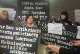 S. Skvernelio kirtis prieš smurtą šeimoje mitingavusioms moterims: užsiimate populizmu