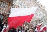 Lietuvai – 60 europarlamentarų laiškas dėl lenkų padėties