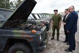 Atskleidė, kodėl Lietuva pirko naudotas transporto priemones Lietuvos ginkluotosioms pajėgoms
