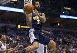 """NBA naktis: du įspūdingi pasiekimai nuspalvino """"lietuviškojo"""" """"Nuggets"""" klubo pergalę"""