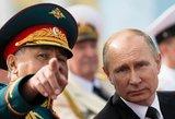 """Maskva grasina kraujo praliejimu: Vašingtonas pasirinko """"karo partiją"""""""