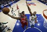 NBA žvaigždės Butleris ir Horfordas rado naujus klubus