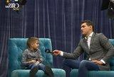 Vaikų lūpomis kalba tiesa: pasakė, kas iš tikrųjų yra Lietuvos žvaigždės