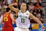 Penkios saldžiausios Lietuvos krepšininkų pergalės olimpinėse žaidynėse
