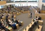 Opozicija kreipsis į Konstitucinį Teismą dėl teisinio Vyriausybės atnaujinimo scenarijaus