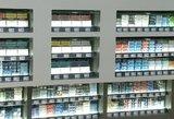 Vyriausybėje – ginčai dėl draudimo parduotuvėse eksponuoti tabako gaminius