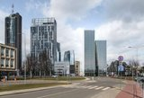 Kaip atrodys naujas dangoraižis šalia Vilniaus savivaldybės