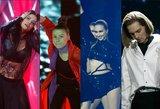 """""""Eurovizijos"""" finalininkai: Paula ir """"Fusedmarc"""" užtikrinti, kad laimės"""