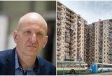 Vilniaus architektas apie subliuškusių vilčių rajoną: blogas pavyzdys