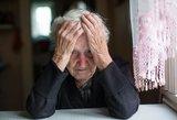 Pensininkai nebegali tylėti: išrinktieji – nulis