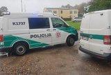 Pas plėšimu įtariamus jaunuolius Vilniaus policija rado narkotikų