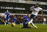 """Londono derbyje – aštuoni įvarčiai ir """"Tottenham"""" antausis """"Chelsea"""" klubui"""