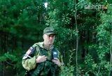 Lietuvos pašonėje –  rusų kariai ir greitkeliais riedanti Rusijos karinė technika