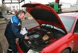 V. Sadauskas: masinis transporto priemonių išregistravimas – puiki proga pasipelnyti