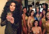 Cher antrininkas savo pasirodymais pravirkdo žiūrovus: jo atlyginimas – įspūdingas