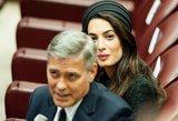 Amal Clooney lieknumas verčia sunerimti