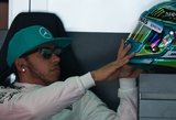 """Lewisas Hamiltonas: """"Ferrari"""" patobulėjo ne vien tik variklio srityje"""