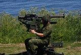 JAV stoja prieš Rusiją: Ukraina gaus, ko nori