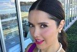 """""""Laukinukė"""" Marlene Favela nustebino gerbėjus: pribloškė natūraliu grožiu"""