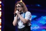 Kauniečio pasirodymas sujaukė protus: pakerėtas Mikutavičiaus pažadėjo net vaiko kambarį