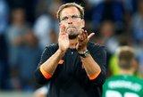 """""""Liverpool"""" iš Vokietijos grįžta su minimaliu pranašumu"""