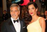 Liksite nustebę: Amal Clooney vyrui įteikė pigų buities rakandą