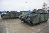 Į Lietuvą kariai nuo šiol atvyks lengviau