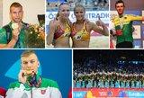 Skambiausi 2015 metų Lietuvos sporto startai