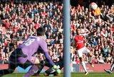 Anglijos futbolo taurės turnyre užfiksuota sensacija