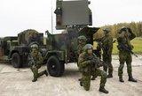 Didėja Lietuvos karių atlyginimai