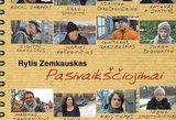 """R. Zemkauskas išleido knygą, kurią įkvėpė TV1 """"Pasivaikščiojimai"""""""